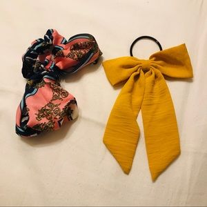 Accessories - Hair bows - set of 2